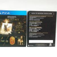 DLC PS4 ASSASSIN CREED ORIGINS REGION 3