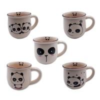 KedaungHome Cangkir/Mug Tulip Panda Series Z-SIT-QYM-TLP 13OZ HNP15601