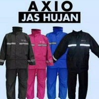 Jas hujan anti air merk AXIO europe ORIGINAL
