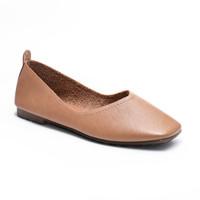 CPE - DEANA (Brown) Sepatu Flats Ballerina Wanita Shoes