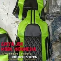 Sarung Jok Datsun Go Plus 3 Baris Fullset FREE COVER STIR