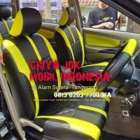 Sarung Jok Sigra Sarung Jok Calya Fullset FREE COVER STIR gaes