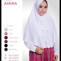 Kerudung jilbab instan rabbani original amira size M