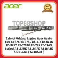 Baterai Original Acer Aspire E15 E5-475 E5-475G E5-575 E5-575G E5-575T