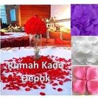 Kelopak Bunga Mawar - Rose Petal - Bunga Plastik