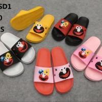 Sandal Selop Karet Emo 520-SD1 Untuk Wanita Dewasa