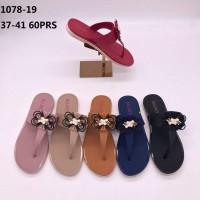 Sandal jepit Balance karet 1078 Untuk Wanita Dewasa