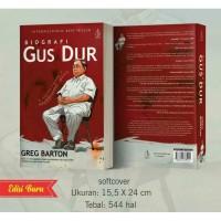 Biografi Gus Dur Greg Barton New Edition Original