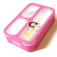 Kotak Makan anak Yooyee mini BPA Free