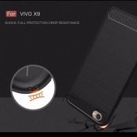 Vivo X9/V5 Plus Soft Case Slim Carbon Delkin OriginaL