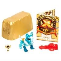 Treasure X Dragons Gold mainan anak laki dragon surprise egg