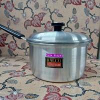 Panci Gagang Masak / Panci Aluminium HALCO 16cm