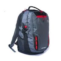 Tas Ransel Laptop Kerja Pria / Tas Kuliah Traveling Gearbag Sport