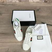 4. Sepatu Wanita Gucci Sneakers supermirror quality