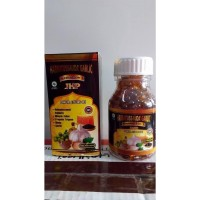 jualjual Habbatussauda Garlic 5in 1 JHP isi 205 kapsulu002Fkolesterolu