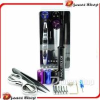 SILAHKAN DI ORDER MAGIC STICK CW ToolBox All in One Coil Tool Kit