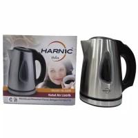 Hot Item Heles Harnic Ketel Listrik 1 Liter Hl - 6206 Murah