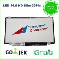 Layar LCD LED Asus X442U X442UR X442UQ X442UF X442UN X442UA A442