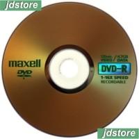 DVD-R MAXELL 47GB DVD KOSONG DVD/CD ECERAN