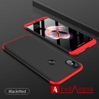 GKK Armor Xiaomi Redmi Note5 Note 5 Pro 360 Protective Back Cover Case