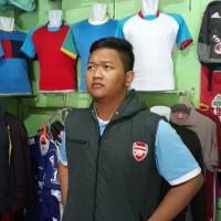 Rompi Hoodie Arsenal