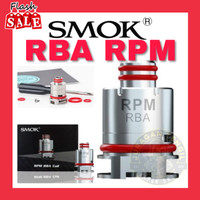 AUTHENTIC SMOK RBA RPM 40 0.6 ohm Replacement Coil