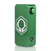 HexOhm v3 Anodized Green Polos Box Mod Authentic by Vapezoo