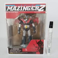 mainan action figure Robot mazinger z Tinggi 6-7inch Full artikulasi D