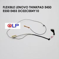 Kabel Flexible Lenovo THINKPAD E450 E550 E455 DC02C004Y10
