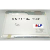 LED 15.4 Inch Standar Socket 30 Pin