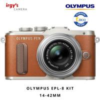Olympus PEN EPL-8 Kit Lens 14-42 EZ