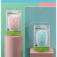 Robot Mouse Wireless Optical M220 New Color