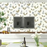 Wallpaper Dinding Modern MANSION F71131 - F71134