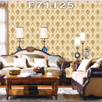 Wallpaper Dinding Klasik/ Classic MANSION F71125 - F71127