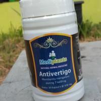 Mediplants ANTIVERTIGO Herbal vertigo/pusing 7 keliling
