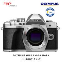 Olympus OMD 10MK III Body Only