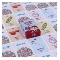 Flash Card Daya Ingat (Memory Match Game - Bhs Indonesia & Inggris)