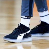 Sepatu Basket Puma Clyde Court Disrupt Black White Premium Original