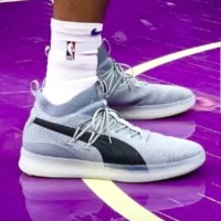 Sepatu Basket Puma Clyde Court Disrupt Dark Grey Premium Original