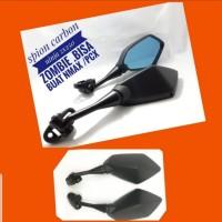 Spion fairing carbon ninja zx250 n max Pcx R15 R25 CB150 R CBR