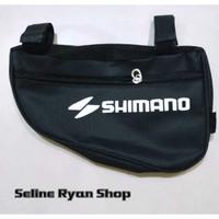 Tas Frame Segitiga Sepeda SHIMANO