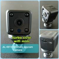 Wireless Mini IP Camera Q7 With Infrared - Kamera Wifi Jaringan Cctv