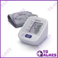 Omron HEM 7120 Tensimeter Digital Alat Ukur Tensi Tekanan Darah