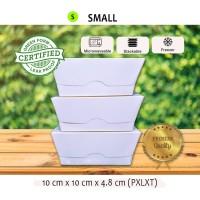 Lunch Box Paper | Kemasan Kotak Makanan Kertas | Kecil S