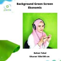 PROMO GREEN SCREEN MURAH UNTUK BACKGROUND FOTO DAN VIDEO BAHAN TEBAL