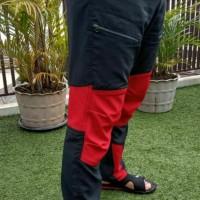 Celana panjang outdoor hiking adventure celana pria gunung