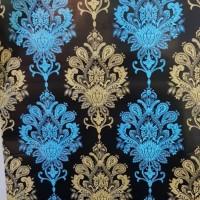 Wallpaper Dinding 3D/ Wallpaper Sticker/ Walstiker Dinding Batik Gelap