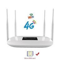 Inotrix 4G4ANT Router SIM Card 4 Antena Support Semua Operator GSM