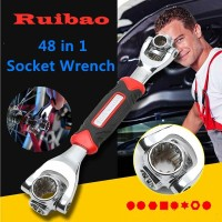 Kunci Pas Tiger Kunci Pas 48 in 1 Universal Wrench Socket Wrench