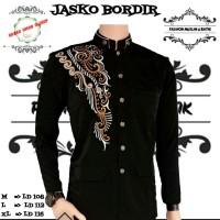 DISKON JASKO BORDIR / JAS KOKO / FASHION MUSLIM